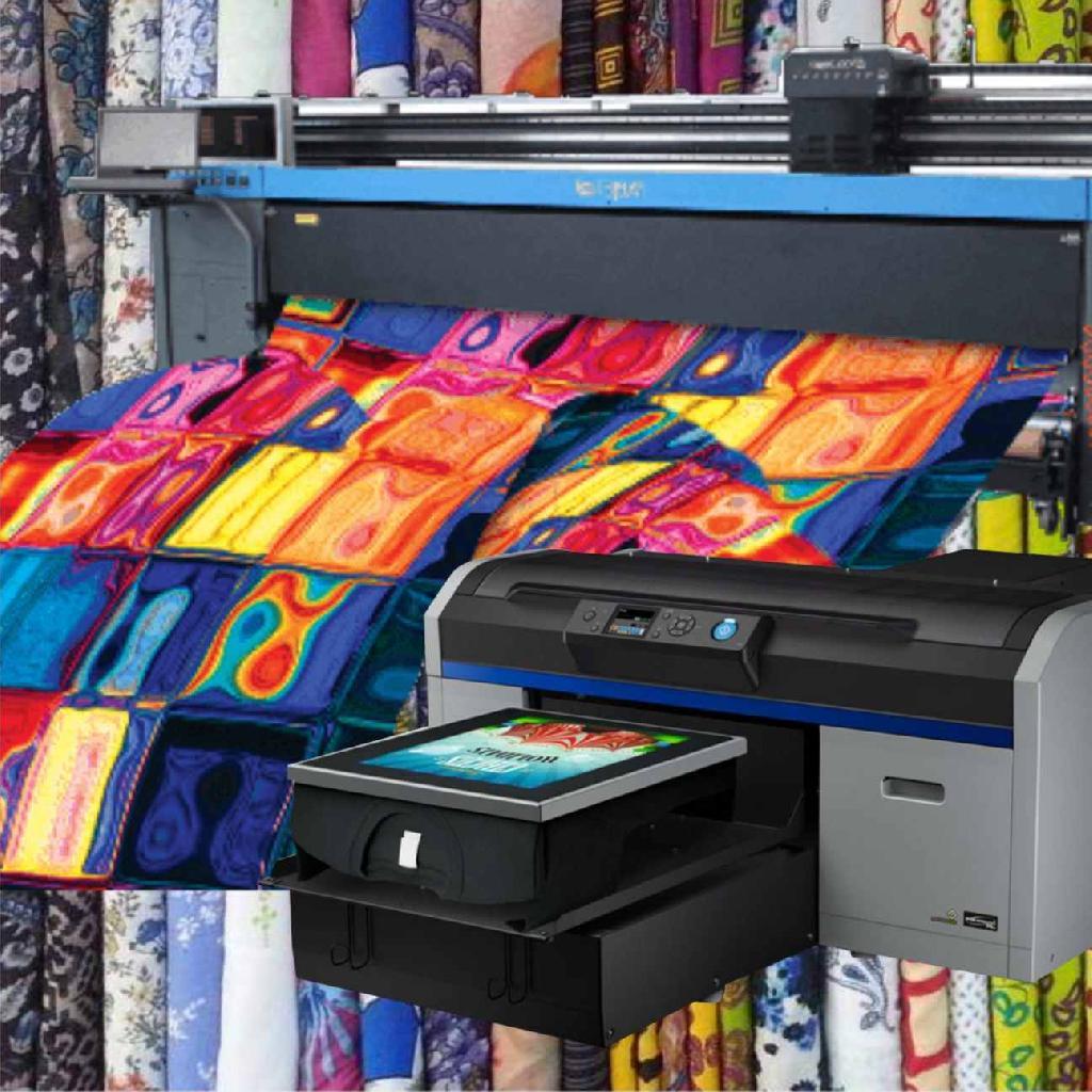Digital Printing Textile